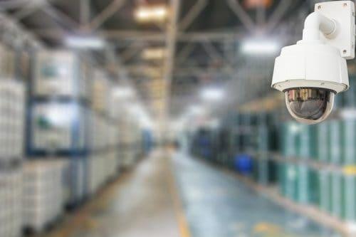 Gdzie instalować kamery przemysłowe?